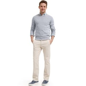 NWT Men's Bonobos Straight Fit Washed Chinos Sz 32